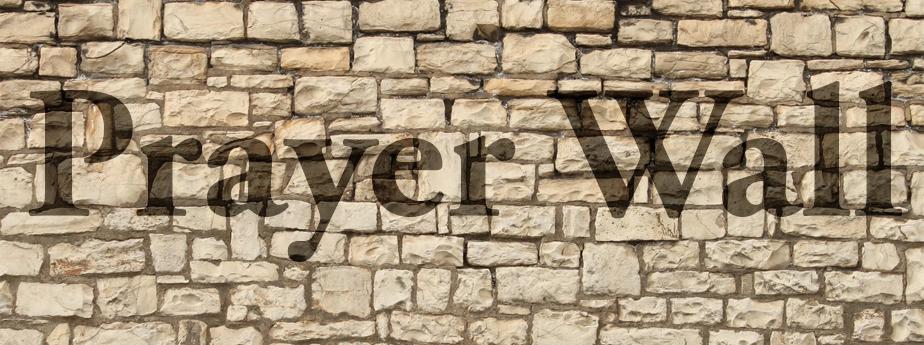 R. Prayer Wall