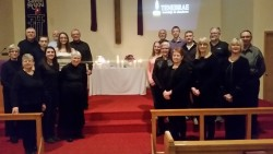Maundy Thursday Service picture: Click Here!